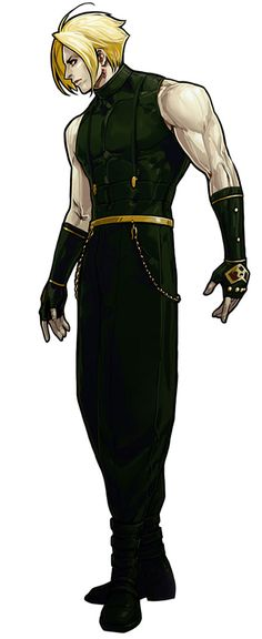 Adelheid Bernstein - The King of Fighters XI