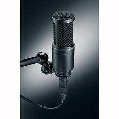 Audio Tech Condenser Wired Professional Microphone for sale online Phone Number Location, Usb Microphone, Vintage Microphone, Signal To Noise Ratio, Studio Equipment, Phantom Power, Home Studio, Recording Studio