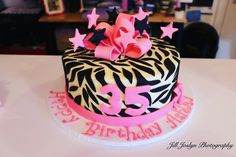 Zebra birthday cake #carinaedolce www.carinaedolce www.facebook.com/carinaedolce Adult Birthday Cakes, Party, Desserts, Wedding, Food, Birthday Cakes For Adults, Casamento, Meal, Deserts