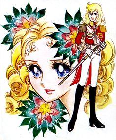 Feh Yes Vintage Manga | Ikeda Riyoko