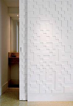 Door of bathrom . Doors Interior, House Design, Wall Design, Glass Entrance Doors, Dream Decor, Door Design, Home, Partition Door, Home Decor