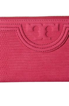 Tory Burch Fleming Snake Zip Continental Wallet (Hibiscus Flower) Wallet Handbags - Tory Burch, Fleming Snake Zip Continental Wallet, 34481-676, Bags and Luggage Handbag Wallet, Wallet, Handbag, Bags and Luggage, Gift - Outfit Ideas And Street Style 2017