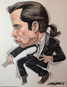 Wittygraphy: The social network to share, discuss, promote the art of caricature