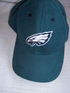 NFL Philadelphia Eagles Ball Cap Snapback Snap Back One Size #NFLTeamApparel #PhiladelphiaEagles