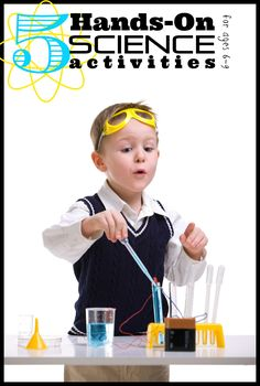 Keep the kids busy at home with science activities. Supplement their education…