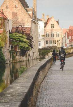 Bruges, Belgium Expression Photography