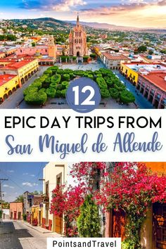 12 Epic Day Trips from San Miguel de Allende. Choosing a day trip from San Miguel de Allende, Mexico is not easy, with all the great places to choose from. No worries, I got you covered. Here are the best day trips from San Miguel de Allende. San Miguel de Allende Day Trips | San Miguel de Allende Travel | San Miguel de Allende Mexico | Mexico Travel Europe Travel Tips, Travel Destinations, Islands In The Pacific, International Travel Tips, Visit Mexico, South America Travel, Future Travel, Mexico Travel, Central America