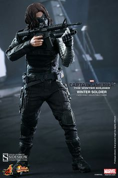 Pre-Order - Hot Toys Winter Soldier Sixth Scale Figure http://www.toyhypeusa.com/2014/03/27/pre-order-hot-toys-winter-soldier-sixth-scale-figure/
