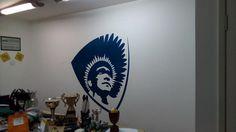 Associação Brasileira de Rugby logo pintado