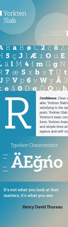 The Yorkten family of fonts is back with another satisfying addition to its clean style. The rhythmic, new Yorkten Slab expands Yorkten's basic, contemporary Cool Fonts, New Fonts, Slab Serif Fonts, Better Together, Simple Lines, Text Color, Typewriter Fonts, Creativemarket, Typography