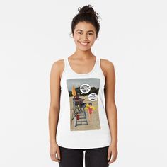 Mirrored Aviators, Mug Shots, Racerback Tank Top, Black Men, Basic Tank Top, Tank Man, Camisole Top, Women Wear, Female