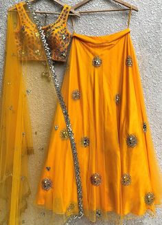 Buy beautiful Designer fully custom made bridal lehenga choli and party wear lehenga choli on Beautiful Latest Designs available in all comfortable price range.Buy Designer Collection Online : Call/ WhatsApp us on : Indian Lehenga, Indian Gowns, Indian Attire, Indian Wear, Red Lehenga, Yellow Lehenga, Anarkali, Indian Bridal Outfits, Indian Designer Outfits