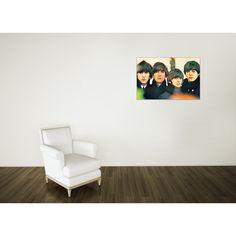 #Beatles 90x60 cm #artprints #interior #design #art #print #iloveart #music  Scopri Descrizione e Prezzo http://www.artopweb.com/EC18591