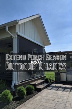 Falling leaves and falling temperatures do not have to mean the end of porch season. Extend porch season with outdoor shades from Drapery Street. Our outdoor roller shades cut back on wind and keep heat in so you can sit comfortably on your porch in cooler weather. Porch Shades, At Close Range, Outdoor Screens, Outdoor Shade, Roller Shades, Falling Leaves, Outdoor Living, Outdoor Decor, Screened In Porch