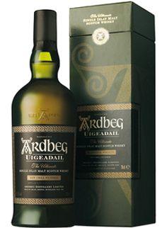 Ardbeg Uigeadail Single Malt Scotch Whisky