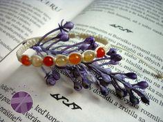Shamballa orange agate bracelet, Beaded bracelets, Gemstone bracelets, Crystal bracelets, Thread Bracelets, Black Bracelets, Gemstone Bracelets, Crystal Jewelry, Crystal Beads, Crystals, Shambala Bracelet, Amethyst Bracelet, Agate Beads