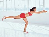 Get a Brazilian-style butt, no equipment required! Lift and tone your butt with the Brazilian butt lift 5-minute workout routine.