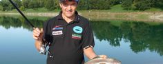 Sono Ginetto Soffritti, pescatore ed agonista della specialità della pesca alla trota in laghetto, testimonial delle aziende Tubertini e Sa...