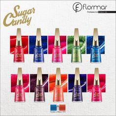 SUGAR CANDY www.flormar.com