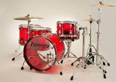 Resultado de imagen para vistalite drums