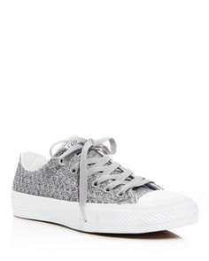 Converse Chuck Taylor All Star Ii Spacer Mesh Lace Up Sneakers
