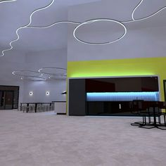 Lobby in my kindergarden lighting design project. #Dialux #DialuxEvo #lightdesign #lighting #architecturelightingdesign #architecture