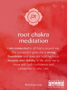 guided meditation for root chakra Guided Meditation, Root Chakra Meditation, Meditation Musik, Easy Meditation, Meditation Practices, Mindfulness Meditation, Grounding Meditation, Meditation Scripts, Meditation Prayer