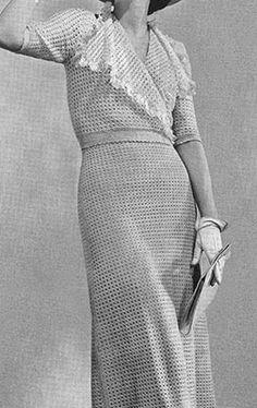Pinehurst Dress Pattern #1095