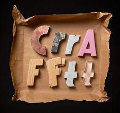 Attention: Craft - Identity | Abduzeedo Design Inspiration
