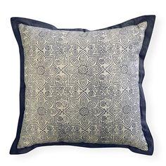 Rana Indigo Cushion 50Cm