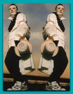 BOY GEORGE - 1988 - By T@d