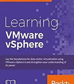 Learning Vmware Vsphere PDF