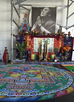 The Chenrezig mandal