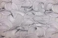B Fabrics | Printed Silk Chiffon