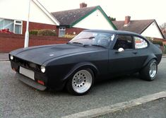 ✽ Ford Capri alloys.... Probably one of the easiest cars to break into. But I just have to have one of these all the same.