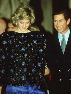 Diana Princess of Wales 1997. Wearing Dress to Be Auctioned in New York