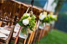 Dicas de Decoração Simples para o Casamento