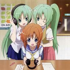 Mion, Shion, Rena