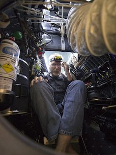 deep sea submarine cockpit - Google Search
