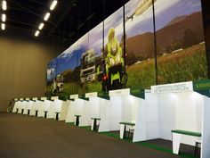 Stand Design, United States, Booth Design