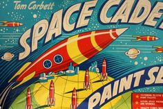 Letterology: Space Age Typography