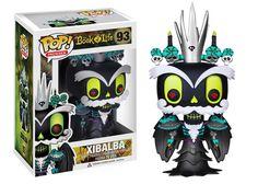 Collectible figures! Funko Pop: The Book of Life - Xibalba   Funko