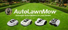 Automatic Lawnmower Range