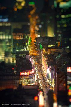 Shanghai City by Blackstation