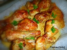 Maple Baked Chicken — ThermOMG