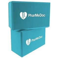 ttp://fitnessmylife.com/store/pharmedoc-2-pack-yoga-blocks-pilates-exercise-foam-bricks-yoga-accessories-stability-balance-support-4/?a=1?puv=211117224346PharMeDoc 2 Pack Yoga Blocks - Pilates Exercise Foam Bricks - Yoga Accessories Stability #yogablocks