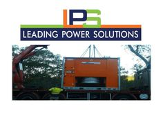 http://www.leadingpowersolutions.com.au/ - A load bank is a device in the  develops an electric load bank , which is applied to properly electric power source so as to test the power source industries.