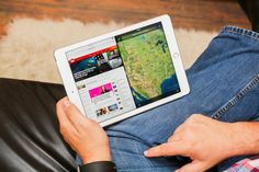 How #iOS9 transforms the #iPad (hands-on) http://cnet.co/1HWwAvw
