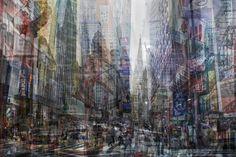 Yvonne Lu - City Illusion [New York City 2014] ancajaier.com