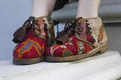 kilim shoes! Where can I buy these?????